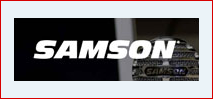 Samson - Ultimate Audiovisual - Audiovisual Products - Cape Town