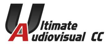 Logo - Ultimate Audiovisual - Audiovisual Services - Cape Town